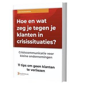 11 tips crisiscommunicatie