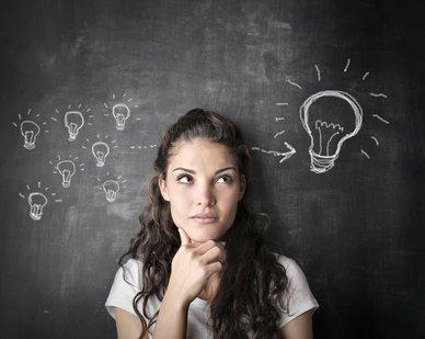 Veel ideëen en toch focus houden