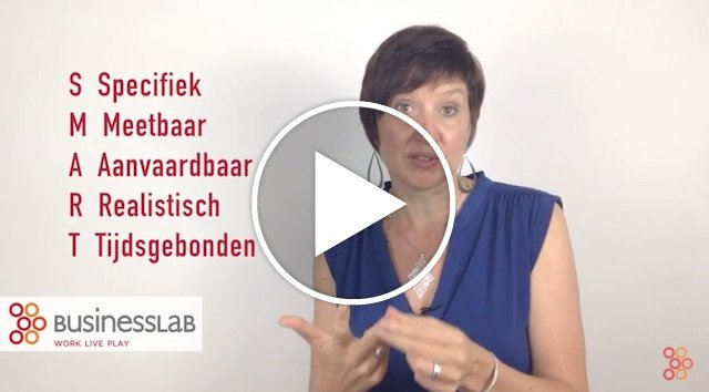 SMART Doelen - Business Lab