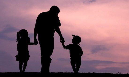 Complimenten aan alle vaders