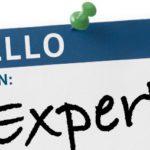 Word een expert met educatie marketing