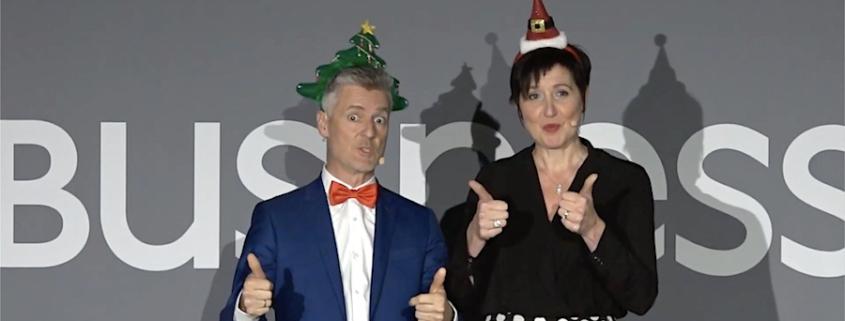 Geen compromis in 2019 - Kerstwens Businesslab