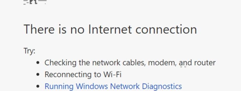 8 dagen geen internet - offline - ondernemen - businesslab