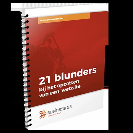 e-book 21 blunders