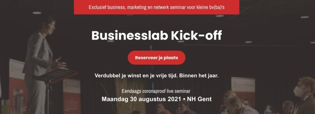 2021-08-30 Kick-off