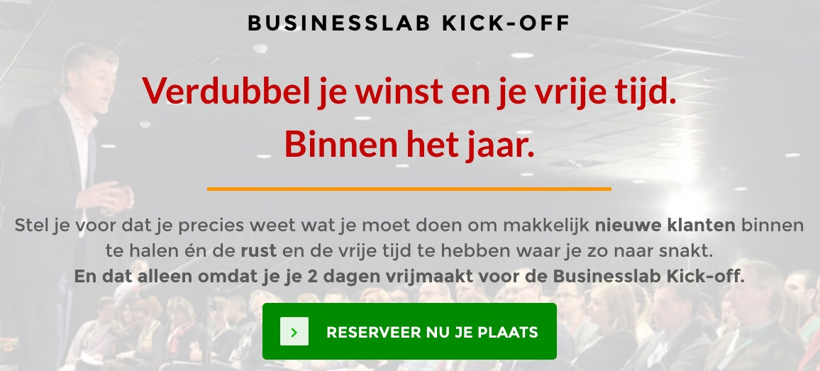 Banner Kick-off Homepage Businesslab
