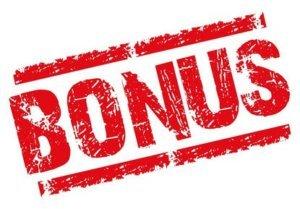 Onderhandelen - bonus
