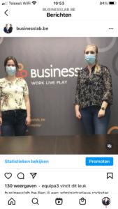 Vacature promo Businesslab